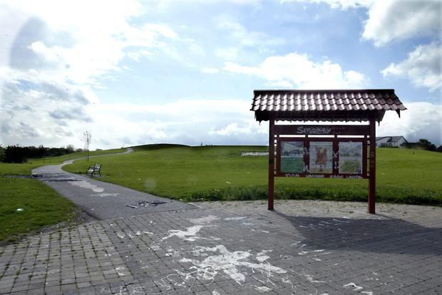 Scramblers are a problem at St Cuthbert's Park in South Dublin