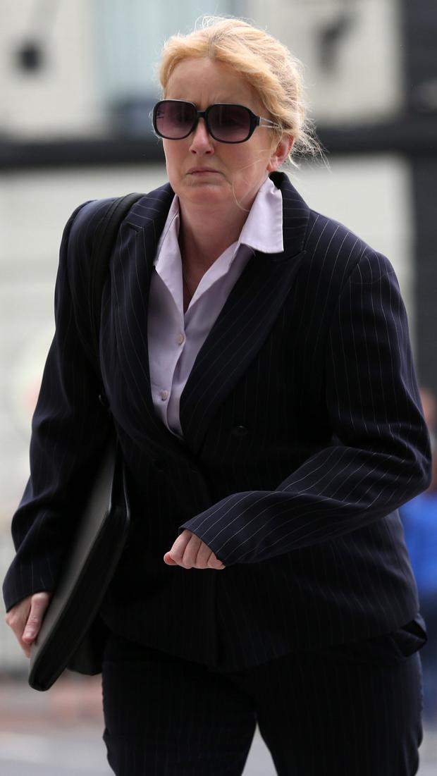 Eve Doherty has served 20 months of a three-year sentence