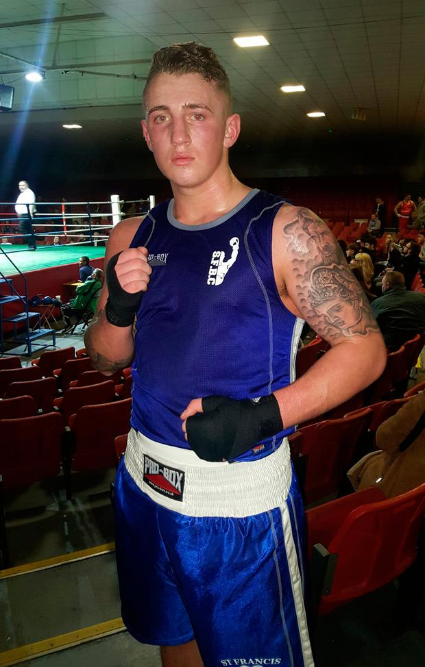 Boxer Kevin Sheehy was killed in a hit-and-run