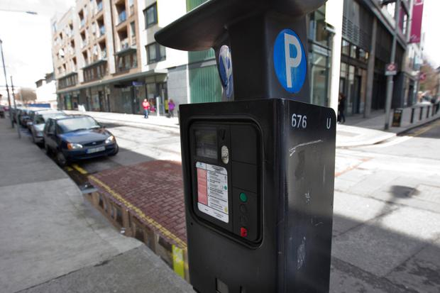 Parking charges will go up