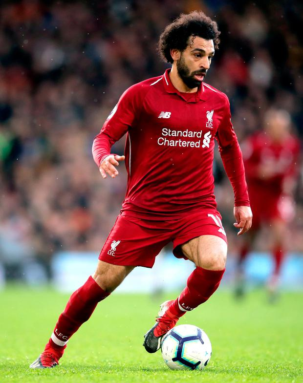 Fans will have to pay to see Mohamed Salah in action