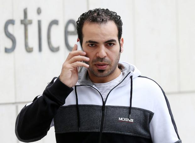 Egyptian Mohamed Okda (33) will now face a retrial