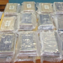 Around €2.5m of cocaine was found at Rosslare Europort