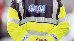 Gardai were called when hotel staff became concerned