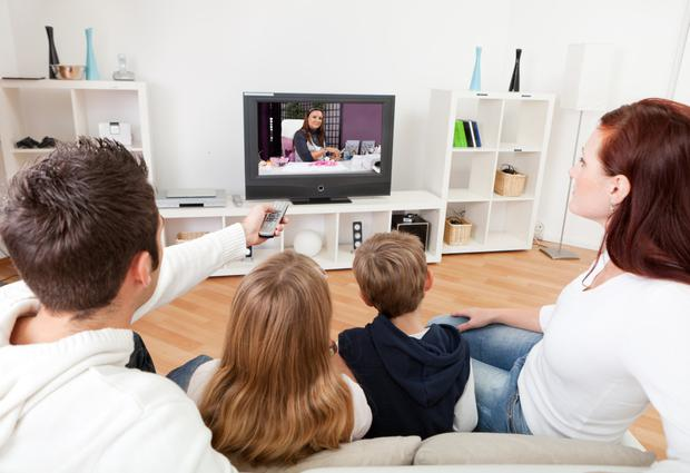 Around one in 10 homes do not have a traditional TV set