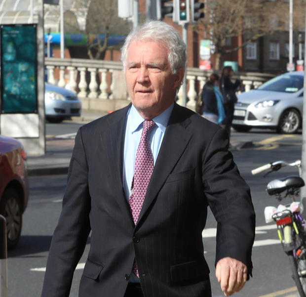 Former Anglo chief Sean FitzPatrick