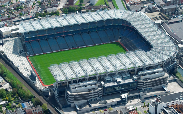 Anticipation: Croke Park is heading for a full house for Satuday's All-Ireland SFC semifinal between Dublin and Mayo