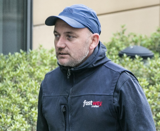 Transport worker Robert McGreevy had charges dropped