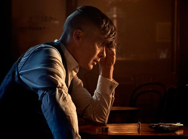 Cillian Murphy in the new series. Photo: PA