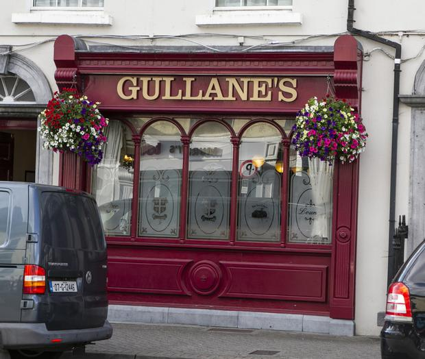The tragedy happened at Gullane's Hotel in Ballinasloe