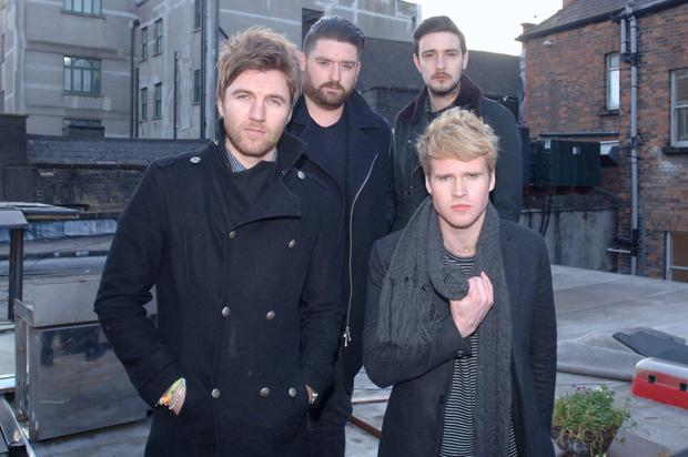 Kodaline have been added to the bill.