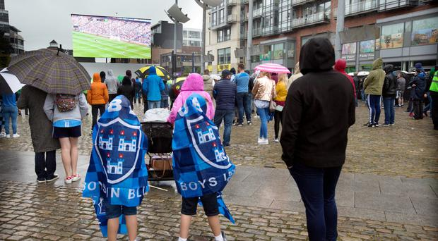 Wet weather in 2016 kept the crowds away from Smithfield