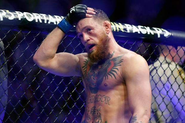 Controversy has dogged Conor McGregor