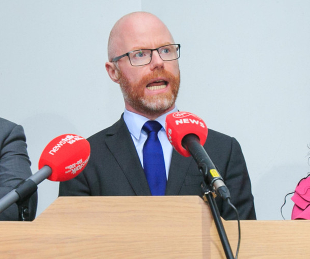 Stephen Donnelly blamed 'years of Government failure'
