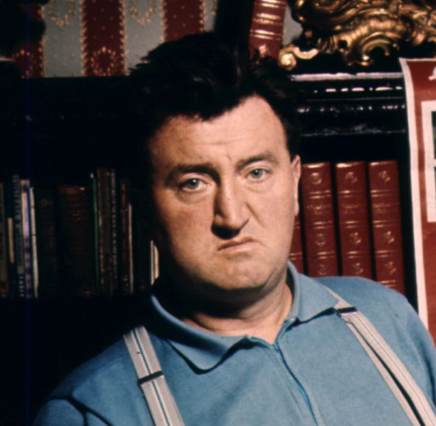 Author Brendan Behan. Photo: Hulton Archive