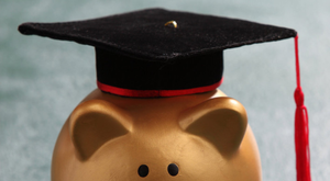 Some 36pc rely on parents to look after college fees