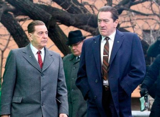 The Irishman Trailer Featuring De Niro, Pacino and Pesci
