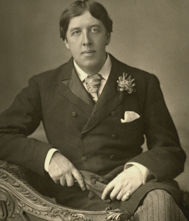 Oscar Wilde served time