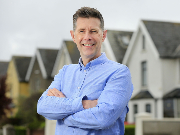 Architect Dermot Bannon. Photo: Gerry Mooney