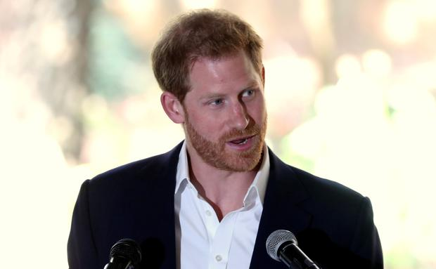 Prince Harry. Photo: Reuters