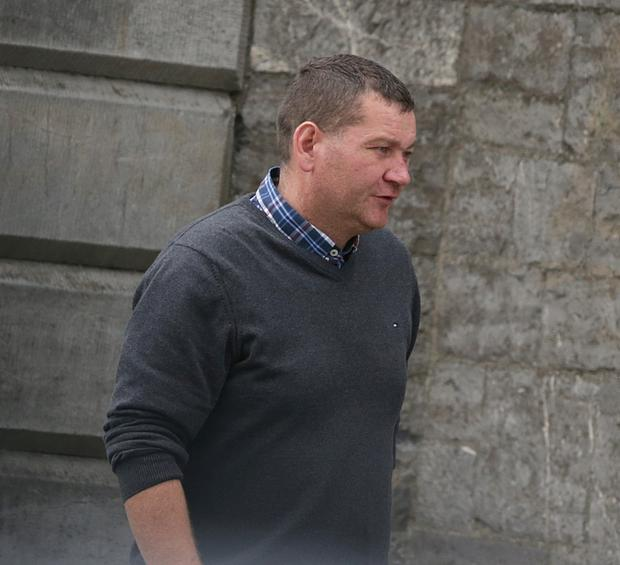Martin Maughan had been battling an alcohol problem. Photo: Damien Eagers/INM