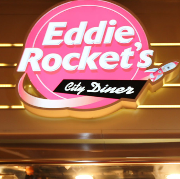 Eddie Rocket's restaurant