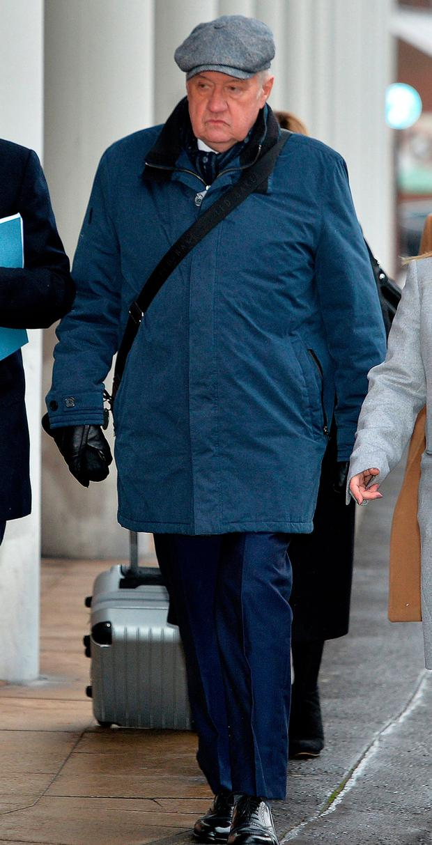 David Duckenfield at Preston Crown Court, where he was cleared of the manslaughter of 95 people at Hillsborough