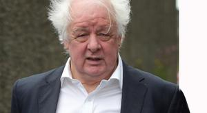 Director Jim Sheridan (pictured) rapped junior housing minister John Paul Phelan for ridiculing celebrities who support the homeless