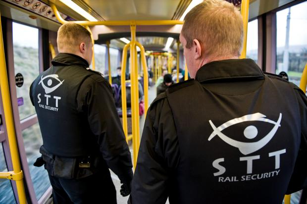 Luas security
