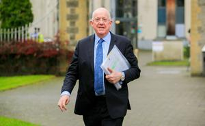 Justice Minister Charlie Flanagan blasted the video