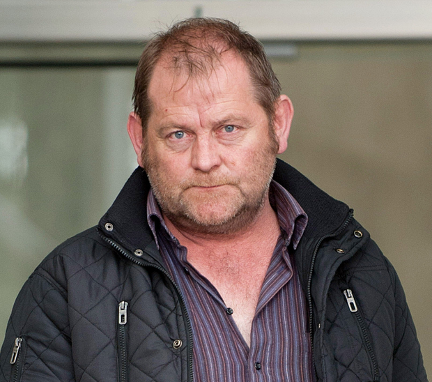 Late gang boss Cyril 'Dublin Jimmy' McGuinness was a key figure in the theft and export of plant machinery