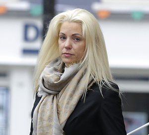 Joanne Kangley, who once represented John Gilligan, told the court that the prisoner threatened to rape her child