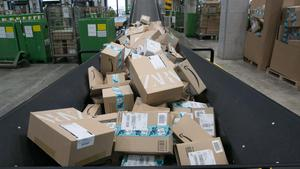 An Post's charges for delivering cross-border parcels are among the highest in the EU