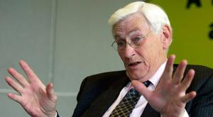 Seamus Mallon was a former deputy leader of the SDLP