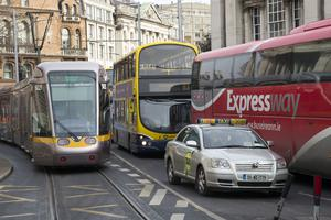 It is feared that thousands of people returning to work will put pressure on public transport at peak times