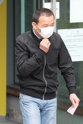 Chan Teng Wang (54) has been sent for trial accused of killing of his 10-month-old grandson Sean. Photo: Collins Courts