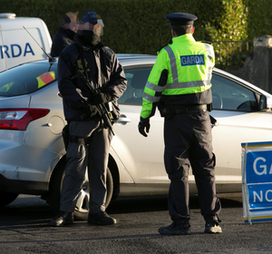 Over 200 gardai conducted 67 searches of homes, premises and locations in Limerick, Clare and Tipperary
