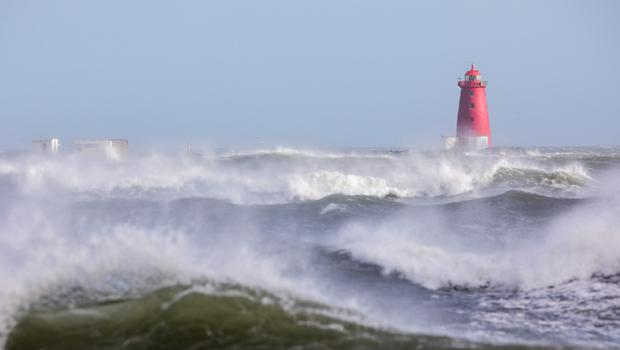 Storm Ciara brought ferocious wind and rain to Dublin last weekend
