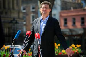 Green Party leader Eamon Ryan