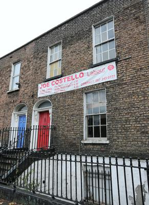 Joe Costello's Clinic at Sean MCDermott St.
