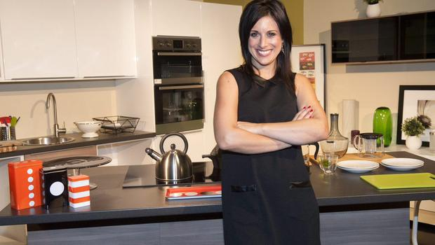 Lucy Kennedy  pictured on the set of TV3 s new afternoon show  Late Lunch Live . Late Lunch Live