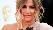Caroline Flack dated Danny Cipriani last year and the rugby player said the presenter was 'kind beyond belief'