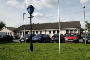 Ronanstown Garda Station where the solicitor was                   quizzed