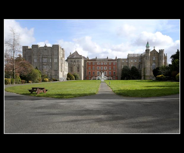 Loreto Abbey Rathfarnham which has been purchased  by the state.