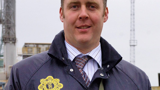 The weapons were found close to the Lordship Credit Union where Det Garda Adrian Donohoe was shot dead in 2013