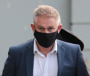 Christopher Feeney was afraid a record would damage career