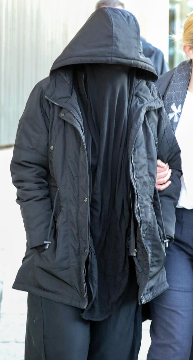 Lisa Smith has been granted bail but is yet to take it up. Photo: Collins