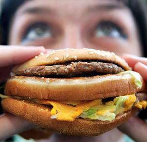 Unhealthy: Families need to be educated about food