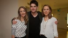 Red Rock stars Pandora McCormick, Adam Weafer and Cathy Belton may need to be subtitled in the US