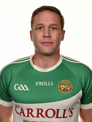 Inter-county footballer Shane Sullivan was banned from driving